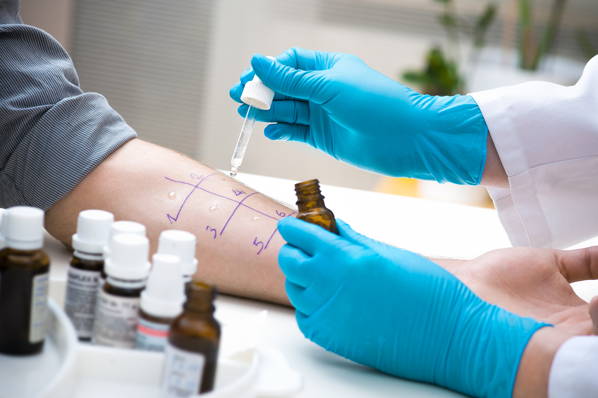 L.A.M. Poliambulatorio Forlì esami test allergie